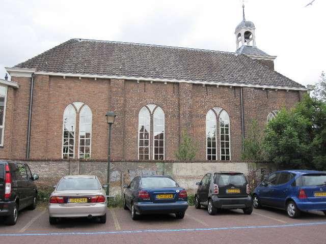 zijkantfransekerk